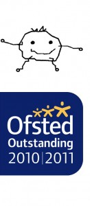 Logo and Ofsted